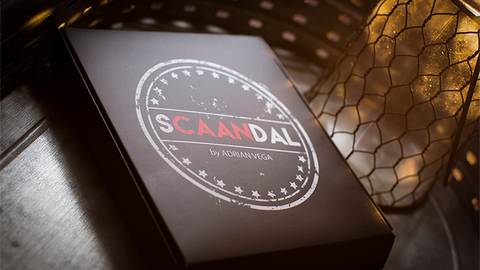 SCAANDAL - Playing Cards and Magic Tricks - 52Kards
