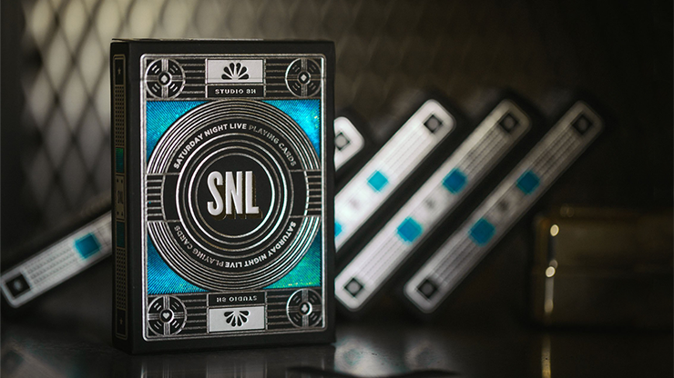 SNL - Playing Cards and Magic Tricks - 52Kards