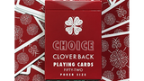Choice Cloverback - Playing Cards and Magic Tricks - 52Kards
