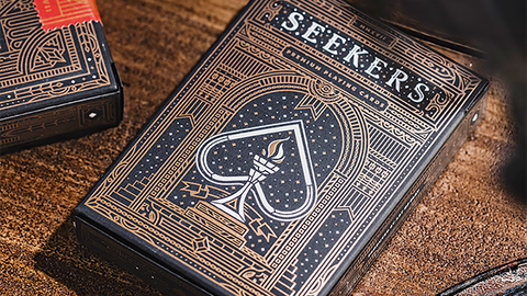 Seekers - Playing Cards and Magic Tricks - 52Kards