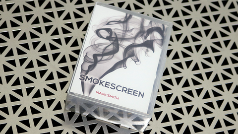 Smoke Screen - Playing Cards and Magic Tricks - 52Kards