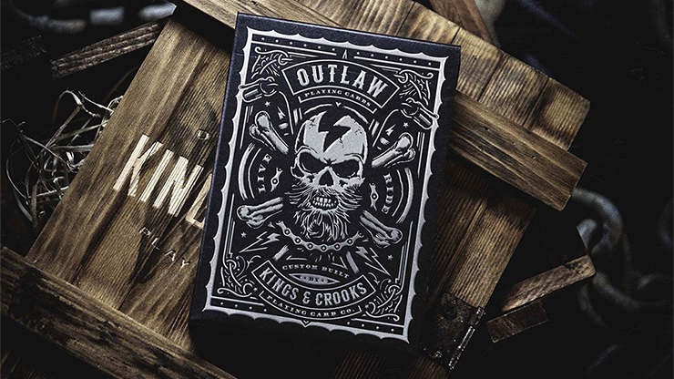 Outlaw - Playing Cards and Magic Tricks - 52Kards