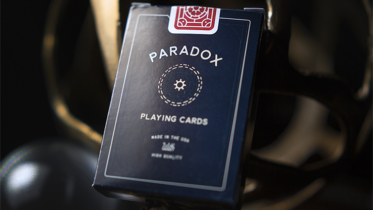 Paradox - Playing Cards and Magic Tricks - 52Kards