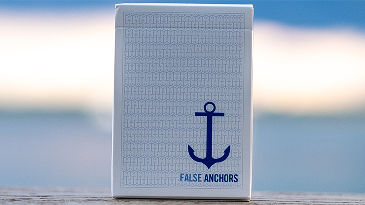 False Anchors - Playing Cards and Magic Tricks - 52Kards