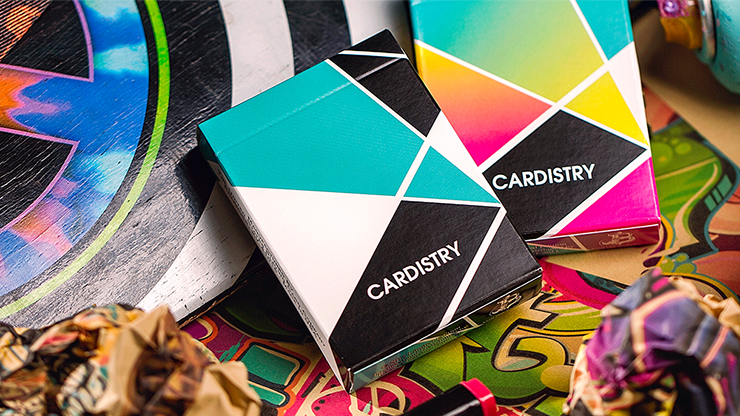 Cardistry Turquoise