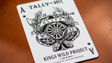 Olive Tally Ho - Playing Cards and Magic Tricks - 52Kards