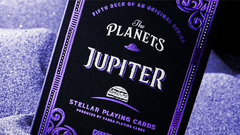 The Planets: Jupiter - Playing Cards and Magic Tricks - 52Kards