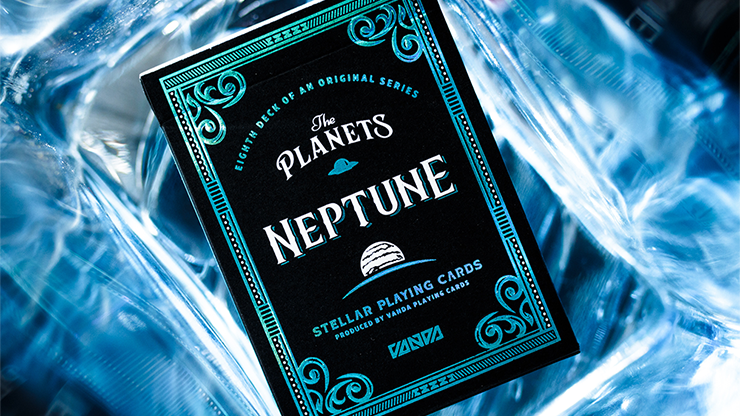 The Planets: Neptune - Playing Cards and Magic Tricks - 52Kards