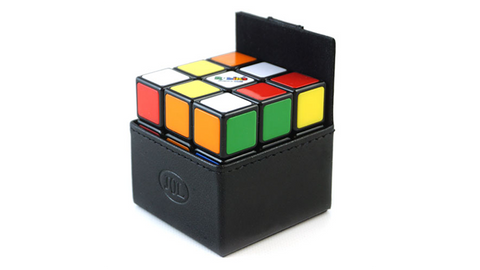 Rubik's Cube Holder - Playing Cards and Magic Tricks - 52Kards