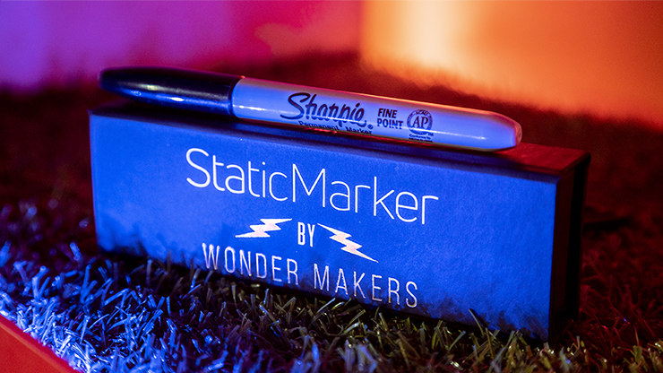 Static Marker - Playing Cards and Magic Tricks - 52Kards