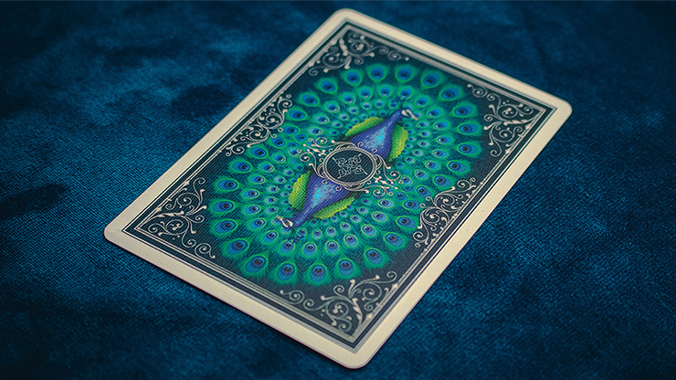 Peacocks - Playing Cards and Magic Tricks - 52Kards