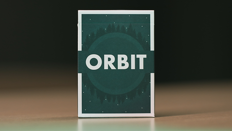 Orbit V6 - Playing Cards and Magic Tricks - 52Kards