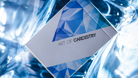 Frozen Art of Cardistry - Playing Cards and Magic Tricks - 52Kards