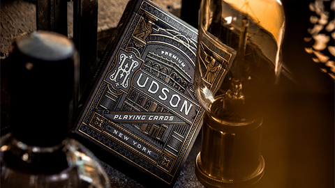 Black Hudson - Playing Cards and Magic Tricks - 52Kards