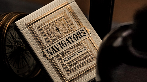 Navigators - Playing Cards and Magic Tricks - 52Kards