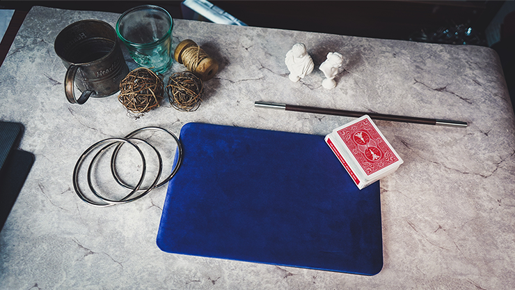 Suede Leather Mini Pad by TCC