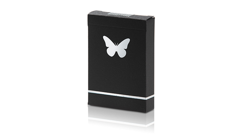 Butterfly (Black and Silver)