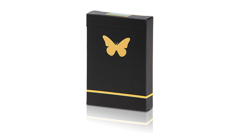 Butterfly (Black and Gold)