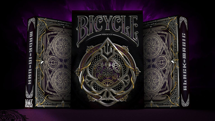 Bicycle Black Magic