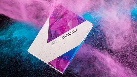 Purple Art of Cardistry
