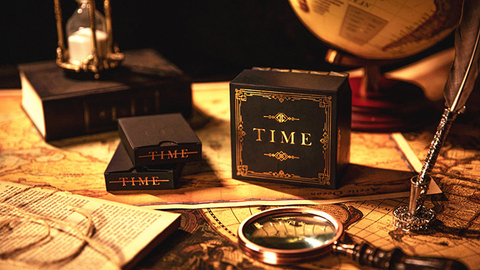 Time Playing Cards (5 Decks)