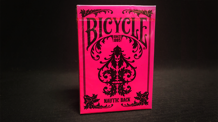Bicycle Nautic Pink