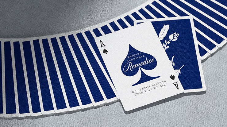 Remedies (Royal Blue)