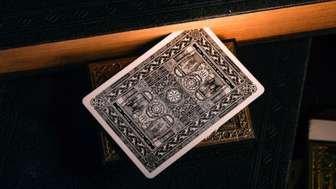 High Victorian - Playing Cards and Magic Tricks - 52Kards