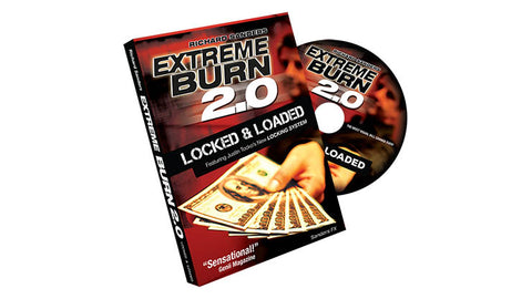 Extreme Burn 2.0 - Playing Cards and Magic Tricks - 52Kards