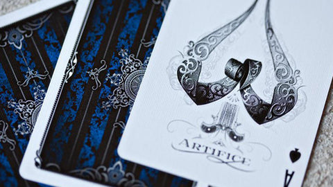 Artifice - Playing Cards and Magic Tricks - 52Kards