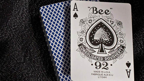 Bee - Playing Cards and Magic Tricks - 52Kards