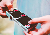 Cherry Casino (True Black) - Playing Cards and Magic Tricks - 52Kards