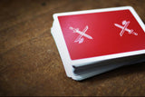 Blood Kings - Playing Cards and Magic Tricks - 52Kards