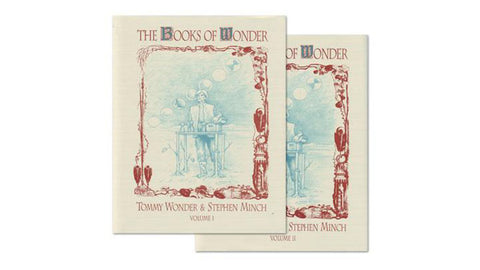 Books of Wonder - Playing Cards and Magic Tricks - 52Kards