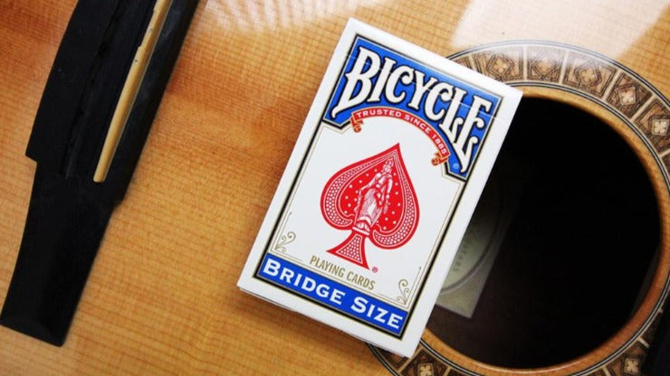 Bridge Sized Bicycle - Playing Cards and Magic Tricks - 52Kards