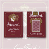 Aristocrat Bank Note - Playing Cards and Magic Tricks - 52Kards