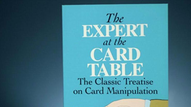 Expert At The Card Table - Playing Cards and Magic Tricks - 52Kards
