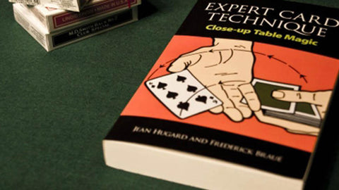 Expert Card Technique - Playing Cards and Magic Tricks - 52Kards