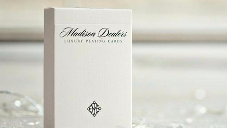 Madison Dealers - Playing Cards and Magic Tricks - 52Kards
