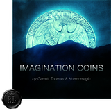 Imagination Coins - Playing Cards and Magic Tricks - 52Kards