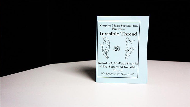 Invisible Thread - Playing Cards and Magic Tricks - 52Kards