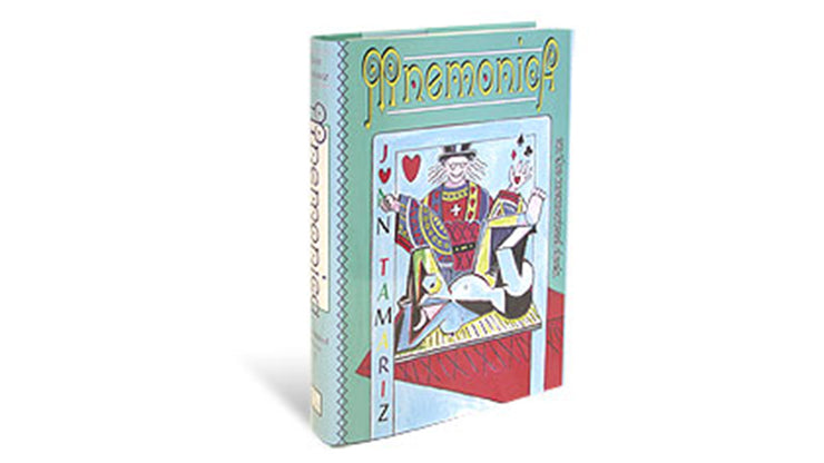Mnemonica by Juan Tamariz - Playing Cards and Magic Tricks - 52Kards