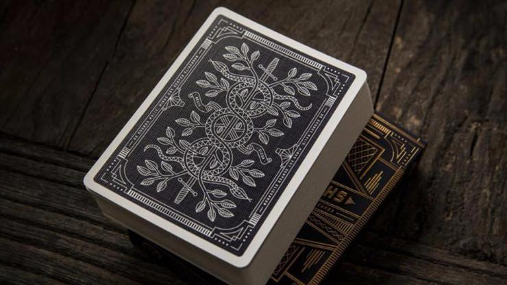 Theory Monarch Playing Cards Blue