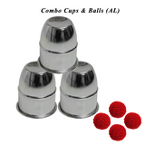 Cups and Balls - Playing Cards and Magic Tricks - 52Kards