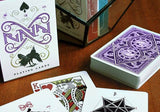 Ravn Purple Haze - Playing Cards and Magic Tricks - 52Kards