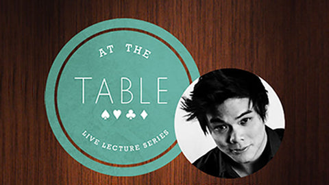Shin Lim Lecture - Playing Cards and Magic Tricks - 52Kards