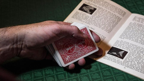 Subrosa - Playing Cards and Magic Tricks - 52Kards