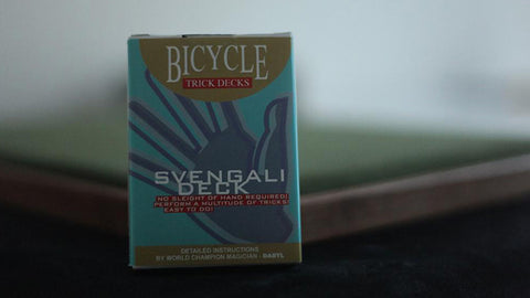 Svengali Deck - Playing Cards and Magic Tricks - 52Kards