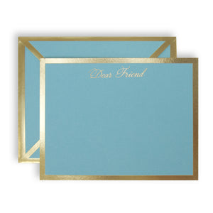 Dear Friend Turquoise Card