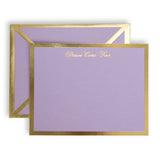 Dream Come True Lavender Card & Envelope